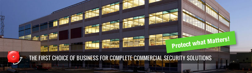 Commercial pages - Security Systems Vancouver